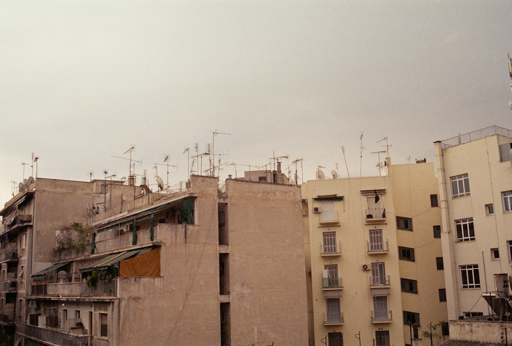 A photograph by Ali Bosworth in the selection Athens