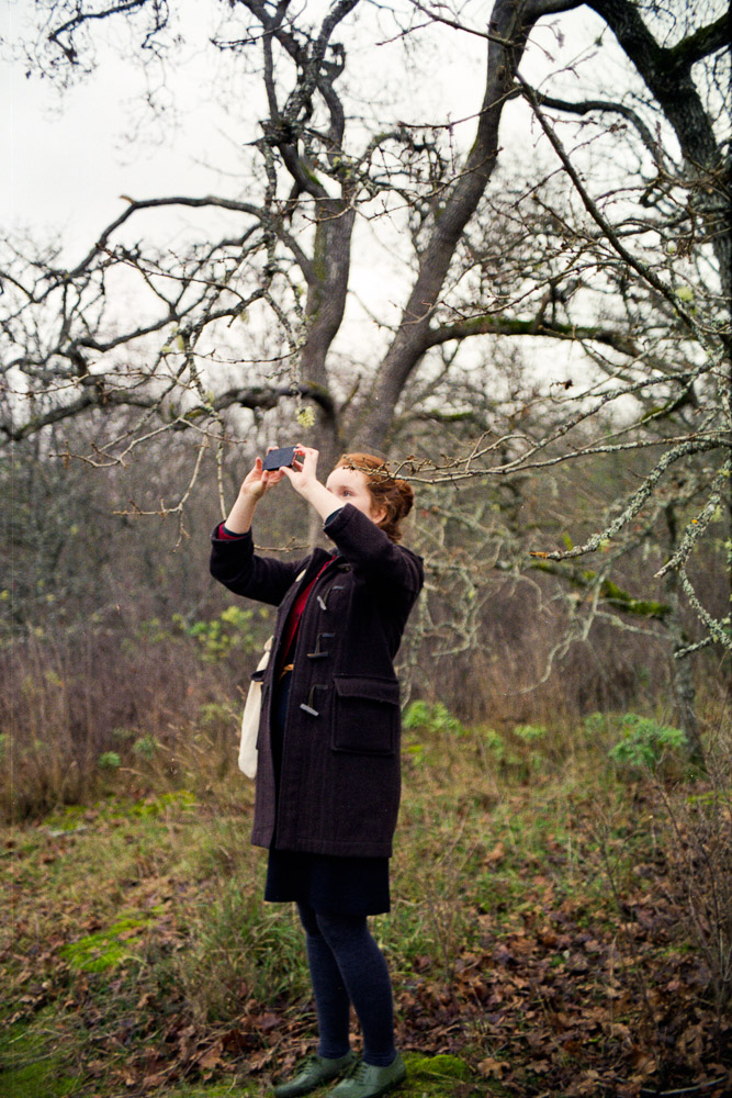 A photograph by Ali Bosworth in the selection Winter 2012